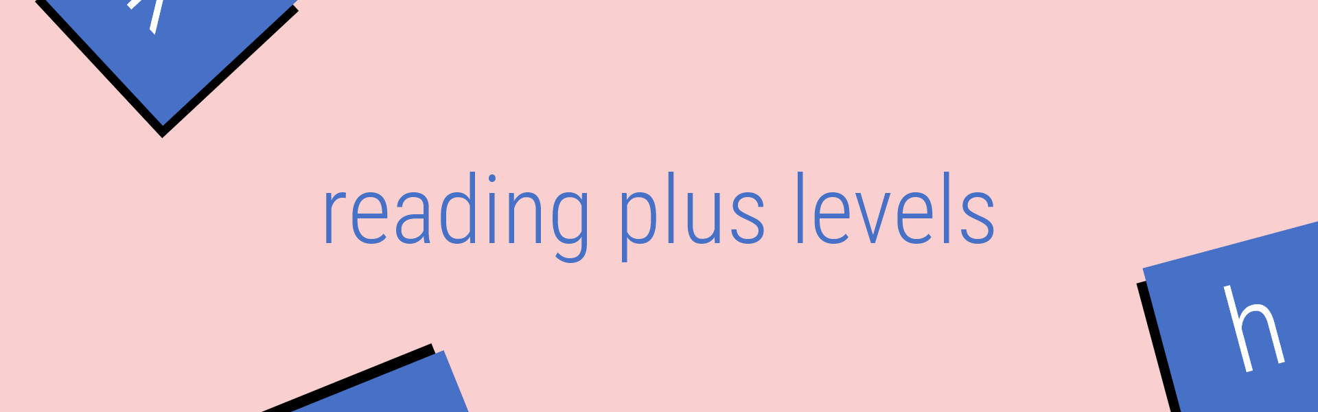 reading plus levels